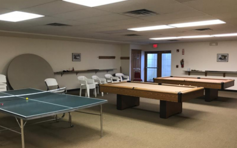 Gateway game room billiards